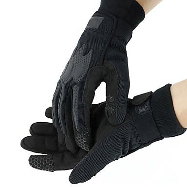 preiswerte Fishing Gloves-Handschuhe fürs Angeln Vollfinger Angeln Allgemein Windundurchlässig Atmungsaktiv warm halten Neopren Herbst Winter Herrn Damen