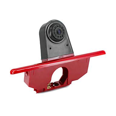 levne Auto Elektronika-1080p 170 stupňů vodotěsné viditelné světlo zadní kamera brzdová světla kamera pro citroen jumpy / peugeot expert / toyota proace 2007 - 2016