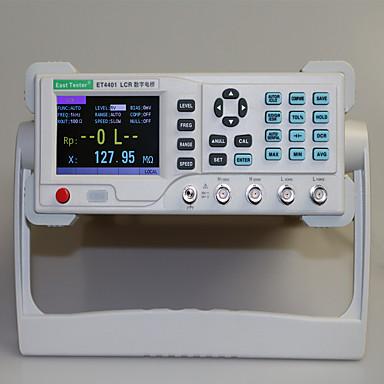 levne Testovací, měřící a kontrolní vybavení-east tester et4401 odporový tester odporu / jiné měřicí přístroje / odporové měřicí přístroje smart / pohodlné / měření