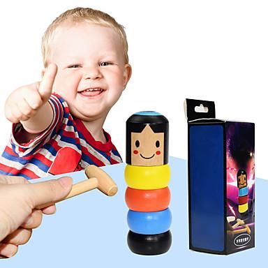 preiswerte DIY Spielzeug-magisch stur der holzmann zauberrequisiten