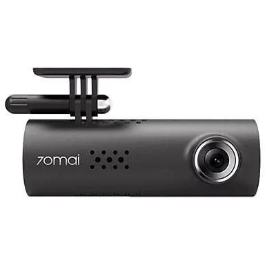 Недорогие Видеорегистраторы для авто-70mai 1S 1080p видеорегистратор Smart Wi-Fi Автомобильный видеорегистратор (экосистемный продукт Xiaomi) - черная международная версия