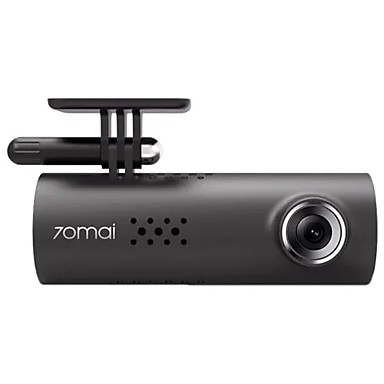 billige Bil-DVR-70mai 1s 1080p dash cam smart wifi bil dvr (xiaomi økosystemprodukt) - svart internasjonal versjon