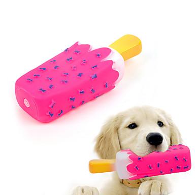 preiswerte Bekleidung & Accessoires für Katzen-Quietsch- Spielzeuge Hunde Haustiere Spielzeuge 2pcs Elasthan Gummi Geschenk