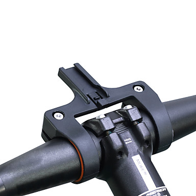 billige Sykkeltilbehør-Telefonstativ til sykkel Justerbare Anvendelig Mobiltelefon til Fjellsykkel Fritidssykling PVC Sykling Svart