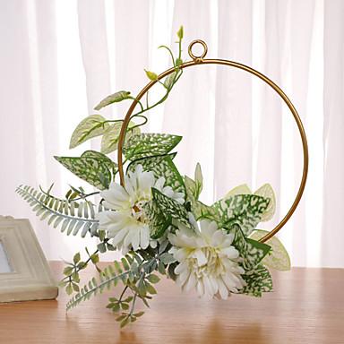 preiswerte Zeremonie Dekoration-Tuch opp Zeremonie Dekoration - Hochzeit / besondere Anlässe Strandthema / Gartenthema / Blumen / Botanicals