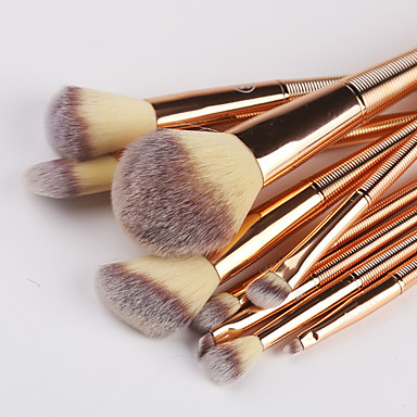 cheap Makeup Brush Sets-Professional Makeup Brushes 8pcs Soft New Design Adorable Cool Comfy Plastic for Makeup Brush