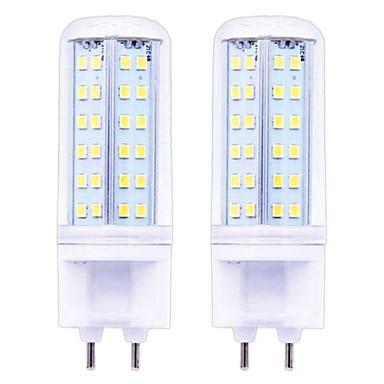 preiswerte LED-Kolbenlichter-2 stücke led lampen g12 10 watt led 84 leds lampe 100 watt g12 weißglühende ersatzlichter led mais lampe für straßenlager warmweiß kaltweiß 85-265 v
