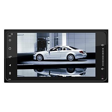 levne Auto Elektronika-swm 7 inch 1 din android 8.1 auto mp5 přehrávač auto mulitimedia přehrávač dotyková obrazovka / gps / vestavěná podpora Bluetooth rca / hdmi / fm2 mpeg / mpg / wmv mp3 / wma / wav jpeg pro toyota
