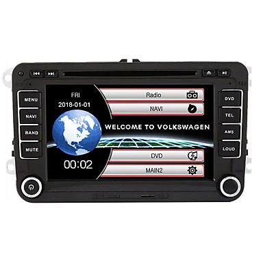 levne Auto Elektronika-520wgnr04 7 palců 2 din windows systém in-dash auto dvd přehrávač dotykový displej vestavěný bluetooth pro podporu volkswagen rds / gps / ovládání na volantu / výstup subwooferu / hry / tf / usb