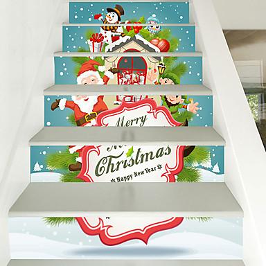 "Cute Cartoon Anime 3 Sheets 3d  Pvc Stickers ""Flowers"" Kids Christmas Xmas Gifts"