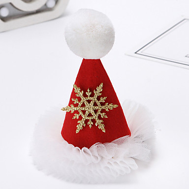 levne Dámské šperky-dámský vánoční festival vánočních tkanin - jednobarevné