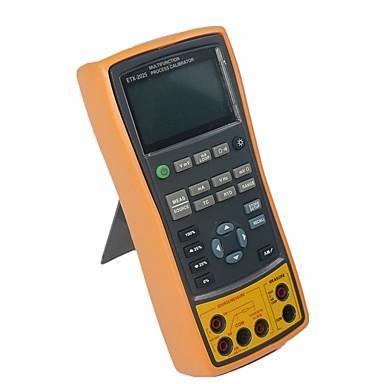 preiswerte Test-, Mess- und Prüfgeräte-etx2025 Handheld-Multifunktions-Prozessprüfgenauigkeit 0,02 liefert einen Ausgangsstrom von 24 mA und misst die Frequenz der Thermowiderstandsquelle des Thermoelements und gibt sie aus