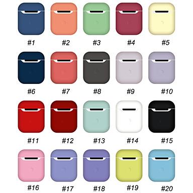 billige AirPods Cases-Etui Til AirPods Magnetisk Headphone Case Myk