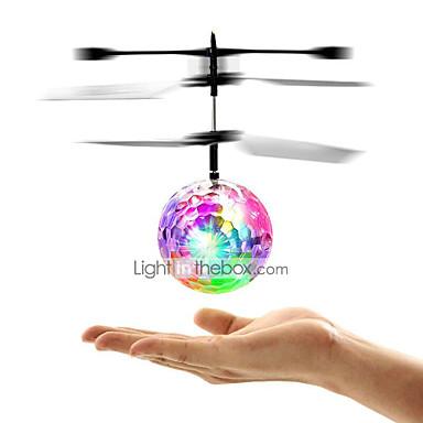 preiswerte Spaß draußen & Sport-RC Hubschrauber Hovering Angel 2ch Schweben / Fernbedienung Fernbedienungskontrolle / Fliegende Fee Prinzessin / Regenbogenlicht