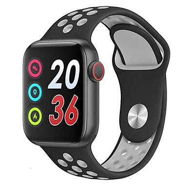 levne Pánské-Inteligentní hodinky Digitální Moderní styl Sportovní Silikon 30 m Voděodolné Monitor pulsu Bluetooth Digitální Na běžné nošení Outdoor - stříbrná + šedá Zlatá / růžová Černá / Modrá