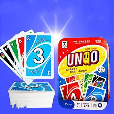 Brädspel Kortspel Monopolspel Kul Kortpapper Plast Klassisk Leksaker Present