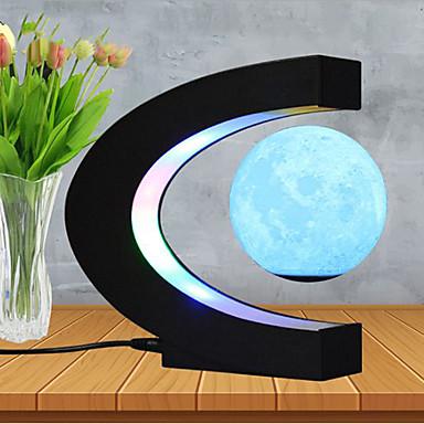 Πλωτή σφαίρα Πλωτή Σελήνη Χάρτες Ειδικά σχεδιασμένο Μαγνητική άνωση Γραφείο Γραφείο Παιχνίδια Αγορίστικα Κοριτσίστικα Κομμάτια Βαθμός Α ABS Πλαστικό Παιχνίδια Δώρο