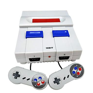 consola de jogos a6 (arcade fc) incorporada em 1 jogos de pcs 3 polegadas polegadas novo design