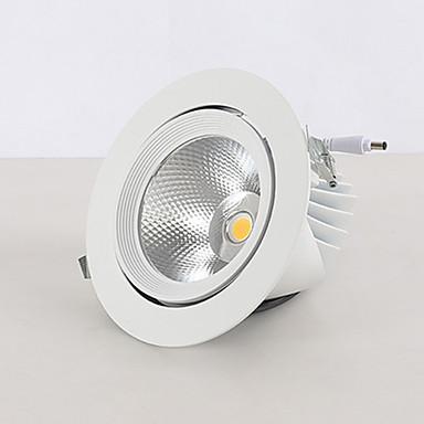 preiswerte LED-Innenbeleuchtung-led deckenleuchte elefant nase licht 12 watt beleuchtung downlight 360 drehbare deckenleuchte