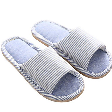 cheap Slippers-Women's Slippers / Men's Slippers House Slippers Casual Cotton Shoes