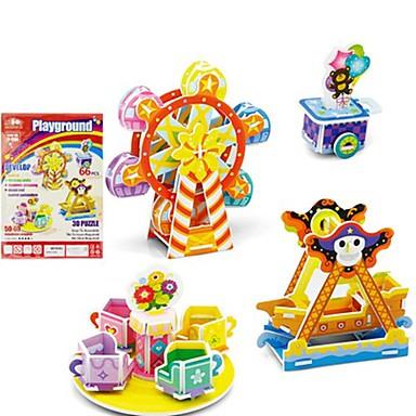 preiswerte 3D - Puzzle-Puzzles 3D - Puzzle Bausteine Spielzeug zum Selbermachen Quadratisch