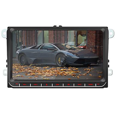 levne Auto Elektronika-swm 9701 7 palce 2 din android 8.1 auto mp5 přehrávač auto mulitimedia přehrávač dotyková obrazovka / gps / vestavěná podpora Bluetooth rca / hdmi / fm2 mpeg / mpg / wmv mp3 / wma / wav jpeg pro