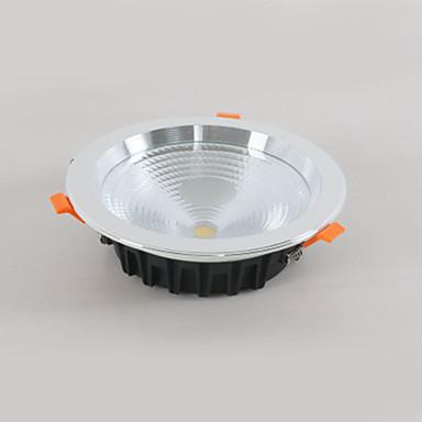 preiswerte LED-Innenbeleuchtung-Pfeiler downlight führte neuen Hauptbeleuchtungsdeckenlicht 7w Hotel eingebetteten Strohhut geführten Deckenschuß