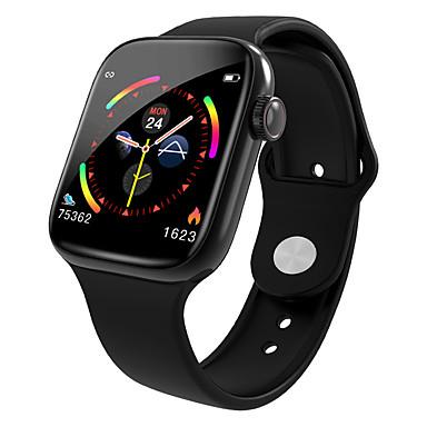 levne Pánské-Inteligentní hodinky Digitální Moderní styl Sportovní Silikon 30 m Voděodolné Monitor pulsu Bluetooth Digitální Na běžné nošení Outdoor - Černá stříbrná + šedá Zlatá