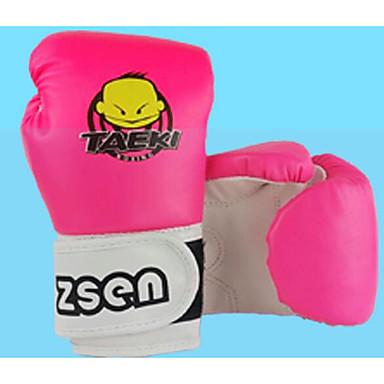 Γάντια για σάκο του μποξ Για Πυγμαχία Προστατευτικό PU δέρμα Γιούνισεξ - Κίτρινο Πράσινο Ροζ