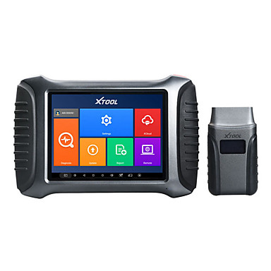 cheap OBD-XTOOL A80 With Bluetooth/WiFi Full System Car Diagnostic tool Car OBDII Car Repair Tool Vehicle Programming / Odometer adjustment