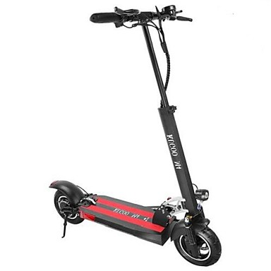 cheap Automotive-[EU Warehouse in Stock] KUGOO KIRIN M4 Folding Offroad Electric Scooter 10 Inch Tires 500W Brushless Motor 3 Speed Modes Dual Disc Brake Max Speed 45KM/H LED Display 45KM Long Range