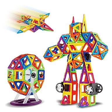 magnetiska block, ständigt föränderliga lyftblock, magnetiska pussel leksaker magnetisk bit kostym, 243 stycken