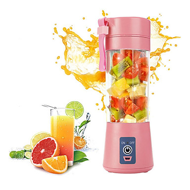 cheap Consumer Electronics-WXB portable blender usb mixer electric juicer machine smoothie blender mini food processor personal blender cup juice blenders