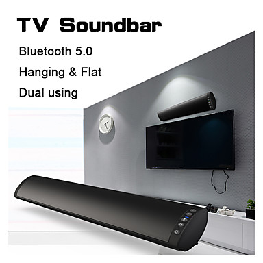 cheap Speakers-BS-41 TV Soundbar BT Speaker FM Radio Home Theater System Portable Wireless Music Boombox