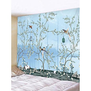 cheap Wall Art-Hippie Wall Tapestry Mandala Indian Bohemian Decor Floral Tassel Wall Hanging Tapestry Wall Cloth Fabric Mandala Boho Wall Carpe