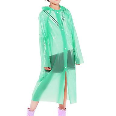 billige BarnekolleksjonUnder $8.99-Børn Pige Basale Ensfarvet Trenchcoat Gul