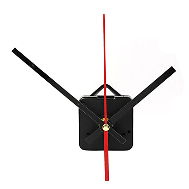 cheap Other Hand Tools-Professional And Practical Quartz Wall Clock Movement Mechanism DIY Repair Tool Parts Kit with Blue Hands Black For Home Use