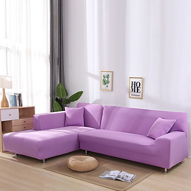 cheap Slipcovers-Sofa Cover Stretch Cheap Slipcovers Soft Durable Couch Cover 1 Piece Spandex Jacquard Fabric Washable Furniture Protector Armchair Loveseat L-shape