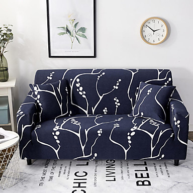 cheap Slipcovers-2020 New Stylish Simplicity Print Sofa Cover Stretch Couch Slipcover Super Soft Fabric Retro Hot Sale Couch Cover (1 free pillowcase)