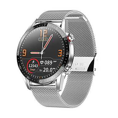cheap Smartwatches-L13 Smartwatch Support Bluetooth Call/ Play Music/ ECG+PPG, Water Resistant Sports Tracker for Android/ IOS/ Samsung Phones