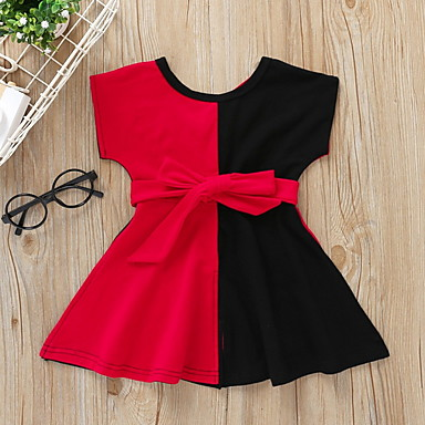 Color Block Baby Girls Dresses Search Lightinthebox