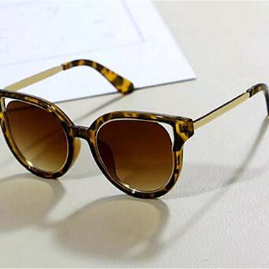 cheap Kids' Glasses-Kids Unisex Basic Leopard Glasses Brown