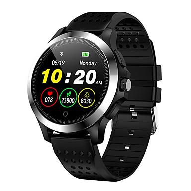 tanie Zegarki męskie-W8 Unisex Inteligentny zegarek Inteligentne opaski na rękę Android iOS Bluetooth Wodoodporny Pulsometry Pomiar ciśnienia krwi Rejestr ćwiczeń Zdrowie EKG + PPG Krokomierz Powiadamianie o połączeniu