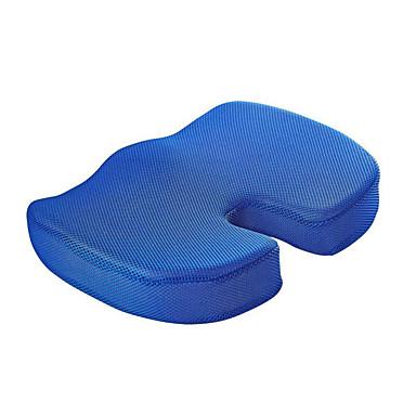 cheap Car Seat Covers-Gel Orthopedic Memory Cushion Foam U Coccyx Travel Seat Massage Car Office Chair Protect Healthy Sitting Anti-hemorrhoids