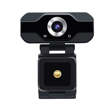 Office & School-ESCAM PVR006 HD 1080P Webcam 2 mp USB2.0 Web Camera Wide Compatibility Auto Focus Computer Laptop Webcams Camera  90° Degree Wide Angle Business Conference Webcam With Noise Reduction Microphone