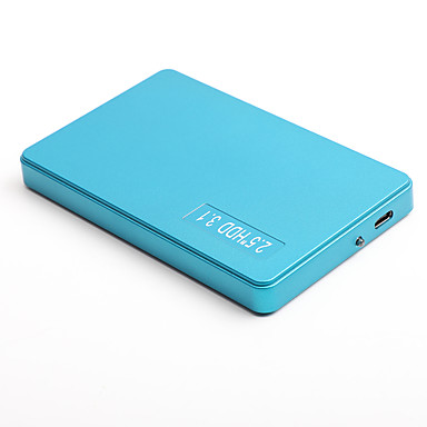 cheap Computer Components-LITBEST YD0015 HDD Mobile High Speed External Portable Hard Disk Personal Cloud Smart Storage 2.5 Inch USB3.0 Blue 120G / 160G / 250G / 320G / 500G