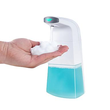 cheap Personal Care Electronics-400ML Battery model Intelligent Automatic Foam Dispenser Foam Washing Mobile Phone Infrared Sensor Kitchen Bathroom Tools
