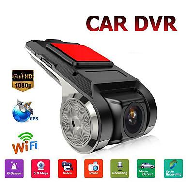 billige Bil-DVR-ultra hd car dash cam 1080p med nattsyn parkering monitor monitor loop registrering av bevegelsesdeteksjon