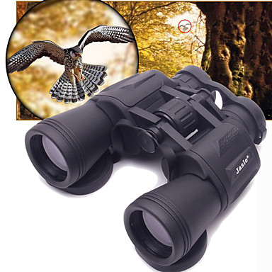 cheap Binoculars, Monoculars & Telescopes-20 X 50 mm Binoculars Lenses High Definition Generic Carrying Case High Powered 168/1000 m Multi-coated BAK4 Camping / Hiking Hunting Fishing Night Vision Plastic Rubber Metal / Bird watching