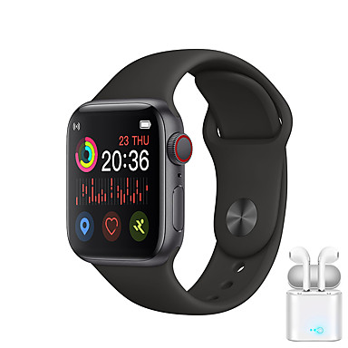 cheap Smartwatches-JSBP X6 Man Woman Smart Watch Android 4.4 BT 4.0 Tracker Monitor Support Notify & Heart Rate Monitor Compatible Apple/Samsung/Android Phones